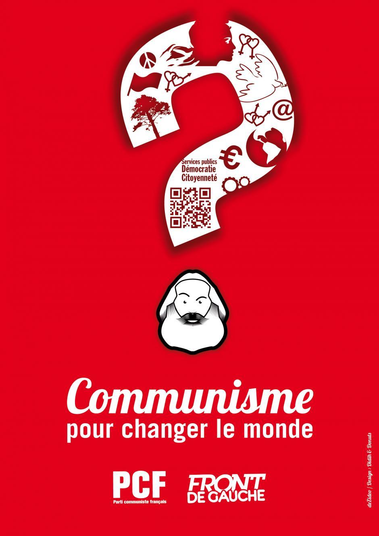 Initiative nationale de préparation du congrès sur le communisme à Bordeaux