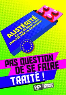 Déclaration des élus communistes de Chelles : Non au pacte européen « austéritaire »
